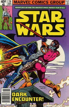 - Star Wars conversion for Mutants & Masterminds 3e by Kane Starkiller - http://starwarsmandm3e.blogspot.com -Marvel Star Wars Issue 29
