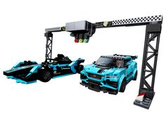 Shop LEGO Speed Champions Formula E Panasonic Jaguar Racing car & Jaguar I-PACE eTROPHY 76898 at Best Buy. Find low everyday prices and buy online for delivery or in-store pick-up. Camaro Zl1, Chevrolet Camaro, Ferrari F40, Lamborghini Huracan, Toy Model Cars, Model Cars Kits, Dodge Challenger Srt, Porsche 911 Turbo, Audi Sport