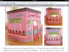 Tablecloth house