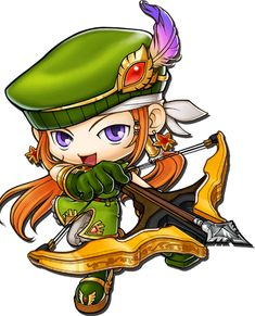 Bowman - MapleWiki - the free MapleStory database anyone can edit