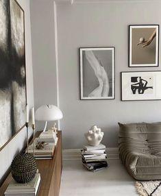 Modern Interior, Home Interior Design, Interior Architecture, Interior Paint, Modern Decor, Home Living Room, Living Room Decor, Living Spaces, Bedroom Decor