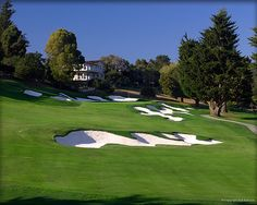 Pasatiempo Golf Club Santa Cruz, CA Restoration - Hole 3