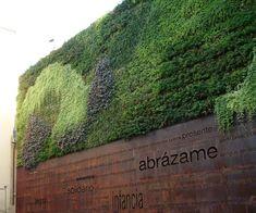 Jardín Vertical: sistemas de climatización y purificación de aire