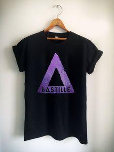 Bastille Nebula Unisex Tshirt //Price: $15.99 //     #cheapFunnyAmericaShirts