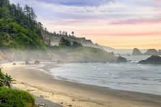 Indian Beach in Ecola State Park Oregon by David Gn on 500px