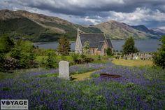 Spring at St. John's in Ballachulish, Highlands