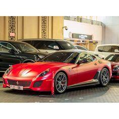 Beautiful Ferrari 599X