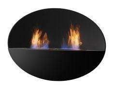PROMETHEUS OB Safretti Fireplace Collection - #Fireplace #InteriorDesign #Fire #Safretti Ethanol Fireplace, Fireplaces, Fireplace Design, Greek Gods, Natural Forms, Luxury Interior Design, Control, Poetry, Eye