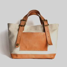 The Superior Labor | Engineer Tote Bag Limited | Natural
