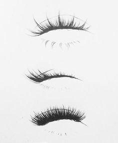 eyelashes, Effect