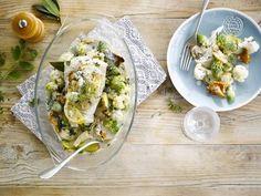 Plat au four facile à préparer avec Alpro Soja Cuisine