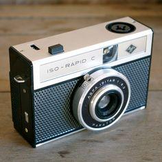 Agfa Iso Rapid C #vintage #camera