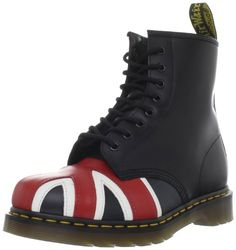 Dr. Martens 1460 Originals Union Jack 8 Eye Lace Up Boot,Black Smooth Leather,7 UK (8 M US Mens / 9 M US Womens) Dr. Martens,http://www.amazon.com/dp/B000X1CD9W/ref=cm_sw_r_pi_dp_6Dnotb04987CWGMP