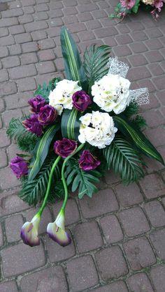 Funeral Arrangements, Flower Arrangements, Cemetery Flowers, Funeral Flowers, All Saints, Bongs, Ikebana, Floral Wreath, Wreaths