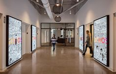 Sonos offices by IA Interior Architects, Boston – Massachusetts » Retail Design Blog