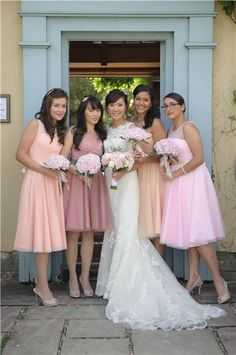 Pretty pastels: a vintage-inspired countryside do - Summer weddings