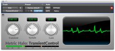 TransientControl By Metric Halo