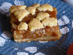 Gruszkowa szarlotka/ Apple cake with pears #cake #mniam #pyszne #ciasto Apple Pie, French Toast, Breakfast, Food, Morning Coffee, Essen, Meals, Yemek, Apple Pie Cake