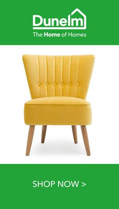 The modern Isla Velvet Button Back Cocktail Chair is the perfect statement piece for the contemporary home.