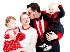 Rockabilly family!