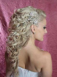 This hair do for weddings