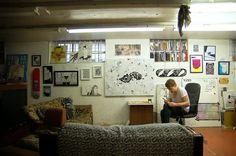 Benjamin Murphy – London | What's in your bedroom...