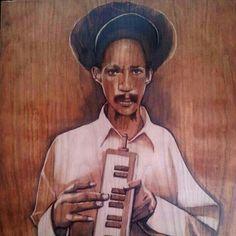 Augustus Pablo Rasta Music, Rastafarian Culture, Reggae Artists, Many Faces, Peace And Love, Old School, Musicals, Art Gallery, Rock