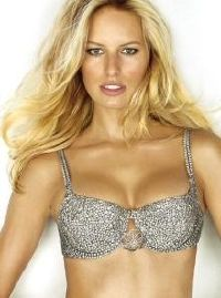 8698c1547b BLING 2006 Victoria s Secret Hearts on Fire Diamond Fantasy Bra adorned  with more than flawless
