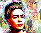 Frida Khalo poster