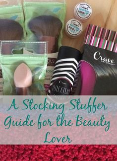 Need stocking stuffer ideas?  Here are my favorite beauty tools!