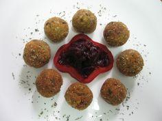 Chiftelute rapide din legume crude  - de post (reteta casei) - imagine 1 mare