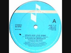A Flock Of Seagulls- Space Age Love Song