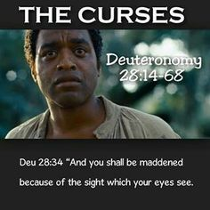 Curses of the Hebrew people...