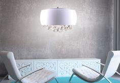 Moonlight lampa wisząca white - NAD STOŁEM