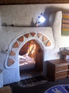 Image result for Cob House Art