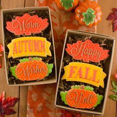 Fall Cookie Cutter Set - Semi Sweet Designs
