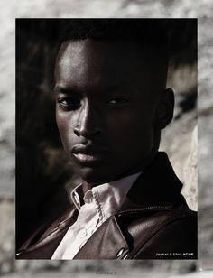 Oliver Kumbi by Tomas Falmer Lund, Best Photographers, Illustrators, Photo Art, Stylists, Hair Makeup, Mens Fashion, Portrait, Faces