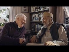 If only!  <3  <3  <3  New Amazon Prime Commercial 2016 – A Priest and Imam meet for a cup of tea. - YouTube