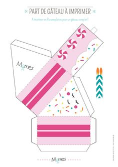 Remarkable Birthday Their personal gifts can be hard to find, though your search stops here! Paper Gift Box, Diy Gift Box, Diy Box, Diy Gifts, Diy Arts And Crafts, Crafts For Kids, Paper Crafts, Paper Box Template, Simple Birthday Cards