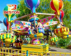 Basic introduction about Samba balloon rides