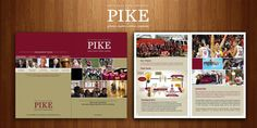 freelance New brochure design wanted for PIKE [full instructions provided] by DITA SYAFIK
