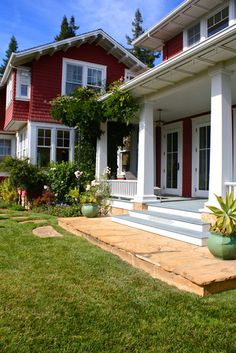 Enid's House - traditional - exterior - san francisco - Shannon Malone