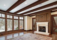 Ceiling, Windows, Living Room, Interior, Outdoor Decor, House, Furniture, Design, Home Decor