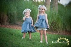 Felicity Dress & Top PDF Sewing Pattern por BellaSunshineDesigns