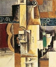 Even good old Picasso loved music