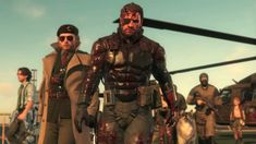 [Official] MGSV:TPP LAUNCH TRAILER   METAL GEAR SOLID V: THE PHANTOM PAI...