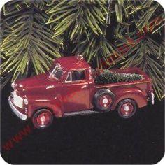 1997 All American Trucks #3 Hallmark Ornament