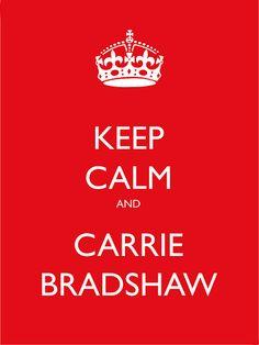 … carrie bradshaw