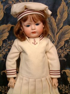 Extremely Rare 20 Gorgeous Bahr & Proschild 604 Toddler Character from kathylibratysantiques on Ruby Lane