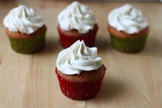 Cupcakes Take The Cake: Eggnog Cupcakes